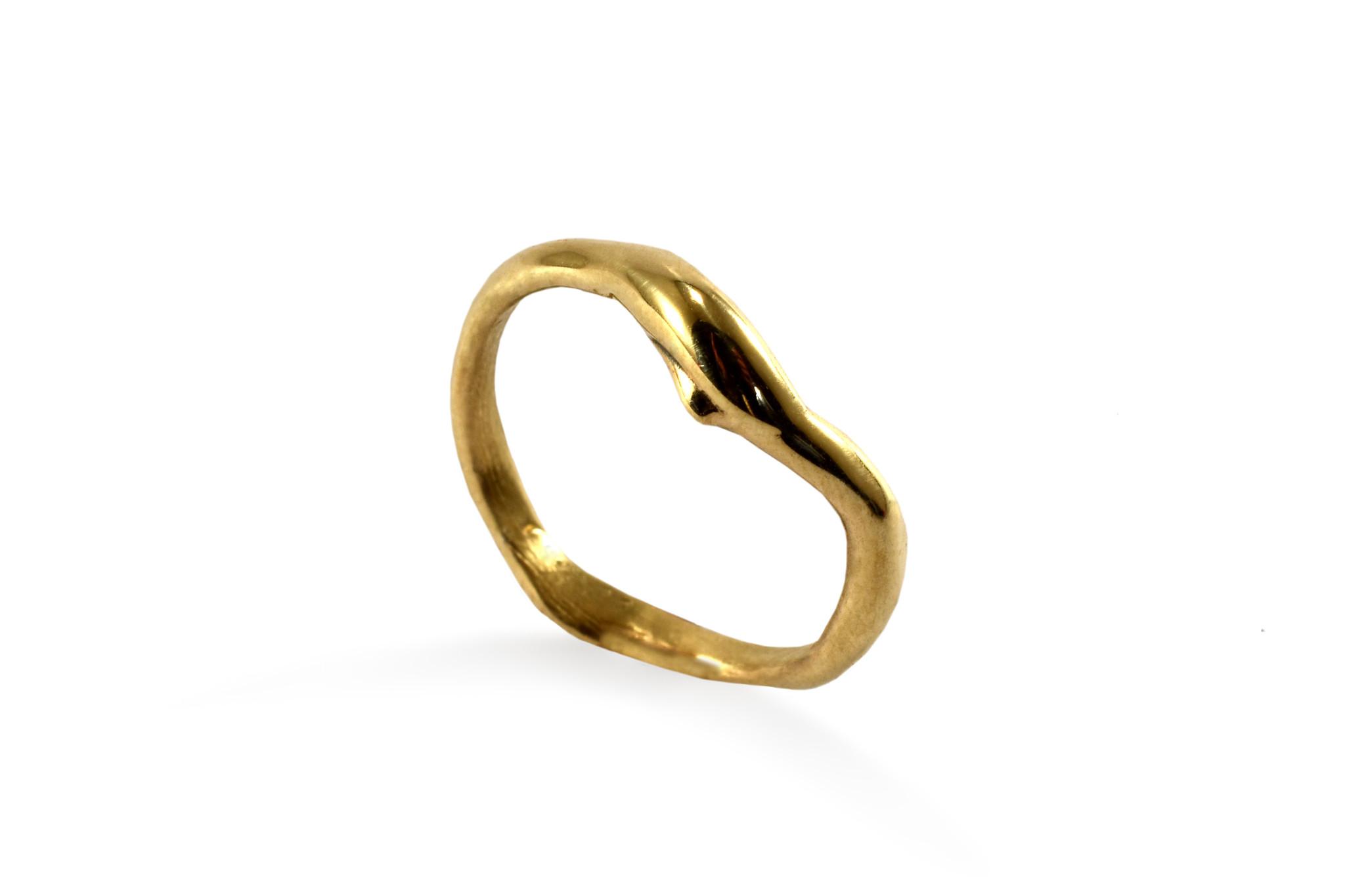 The Drip, Pollock, Big Ring, Jewelry, Art, Handmade, Custom, Unique, Vail, Colorado