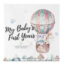 Baby Milestone Book - Adventureland
