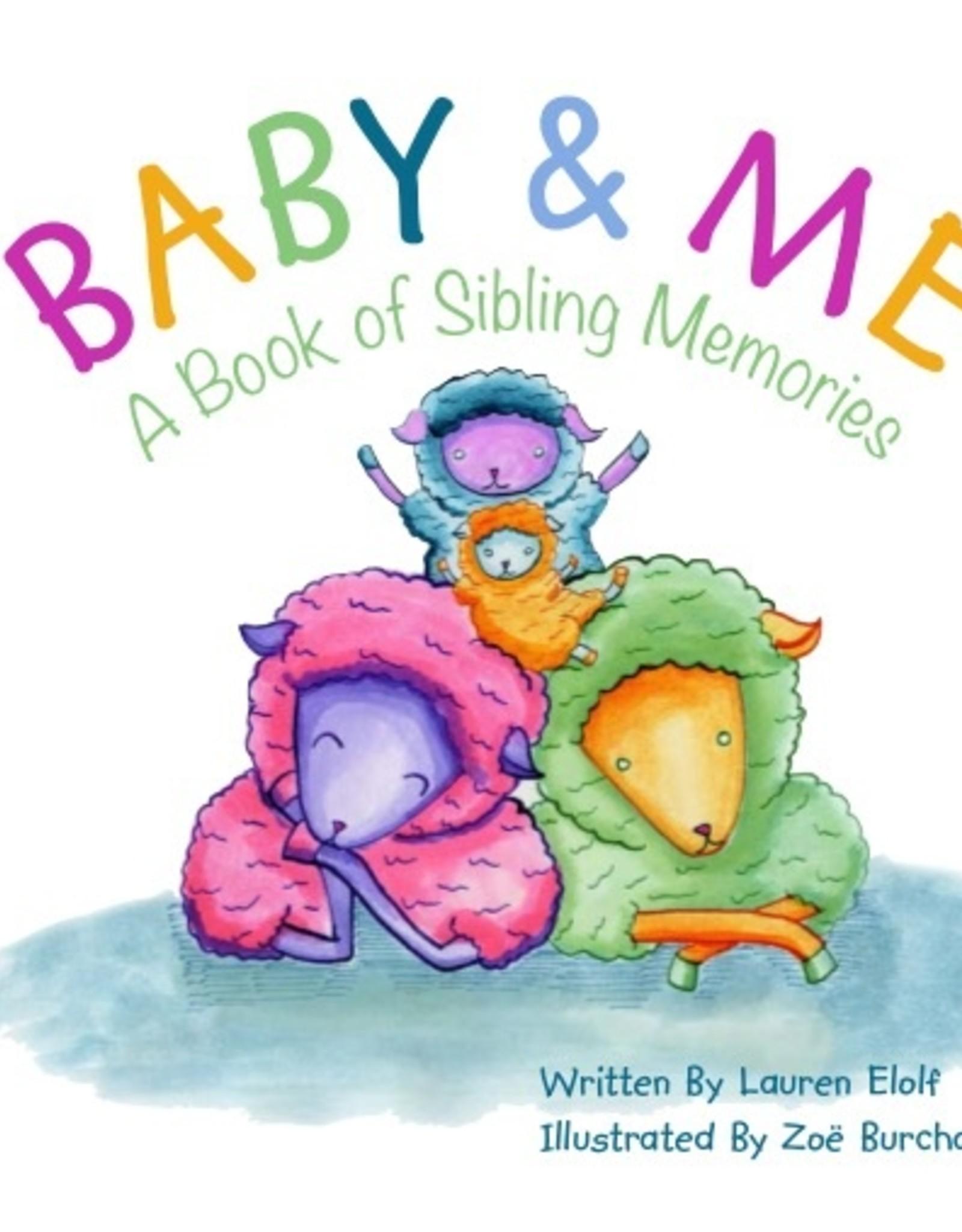 Baby & Me Sibling Book