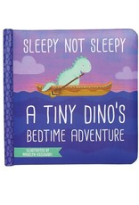 Manhattan Toy Sleepy Not Sleepy Tiny Dino's Bedtime Book