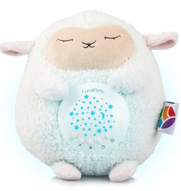 LumieWorld Lamb Plush Sound Soother