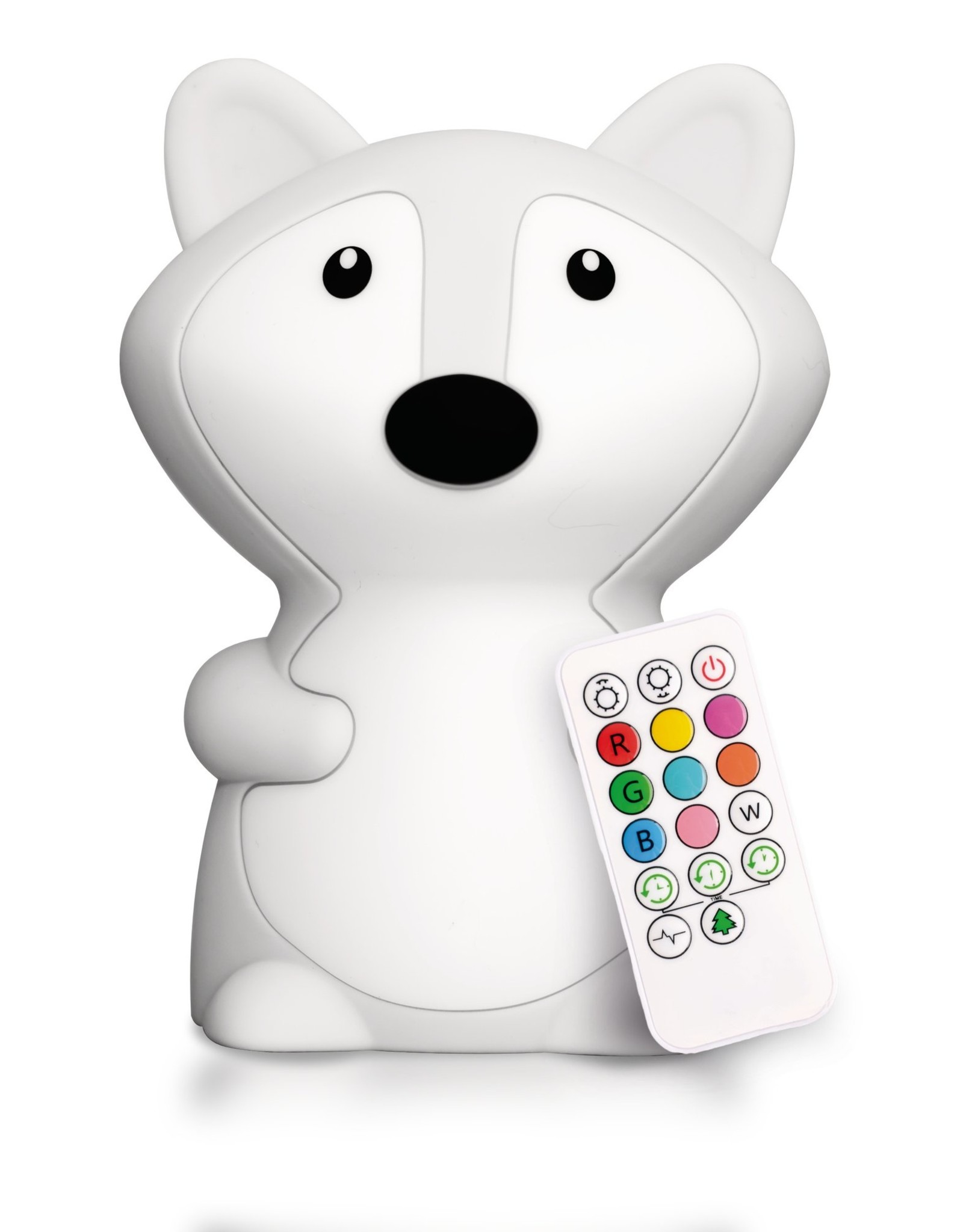 Fox LED Night Light with Remote