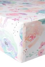 Copper Pearl Bloom Premium Crib Sheet Copper Pearl
