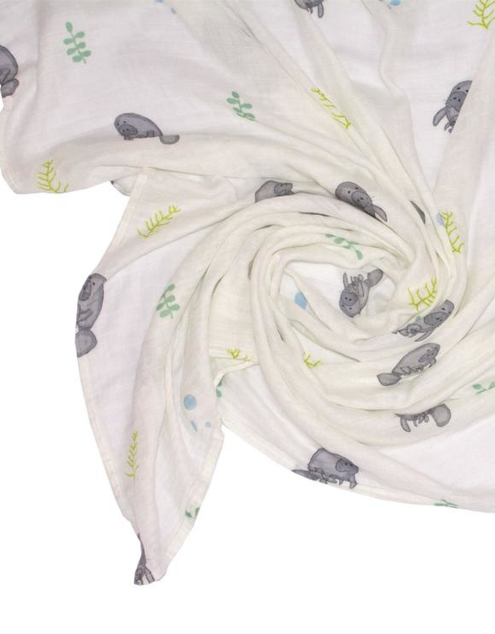Florida Kid Co. Manatee Swaddle