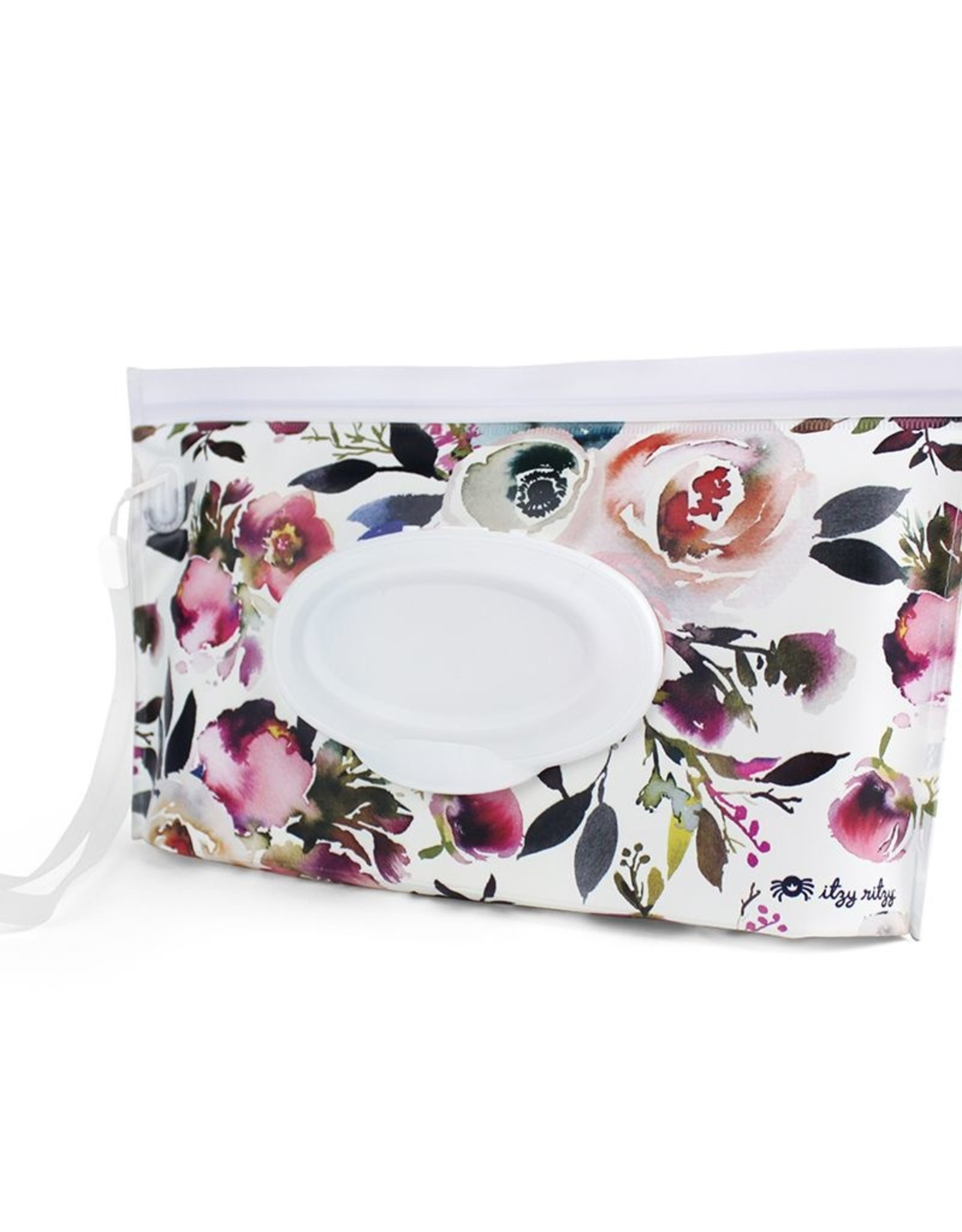 Itzy Ritzy Take and Travel™ Pouch Reusable Wipes Case