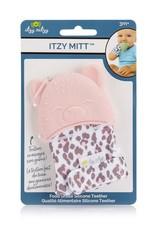 Itzy Ritzy Teething Mitt - Leopard