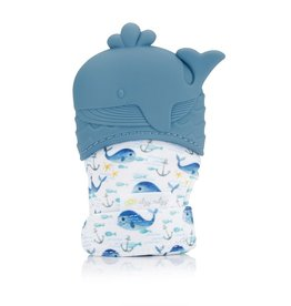 Itzy Ritzy Teething Mitt - Whale