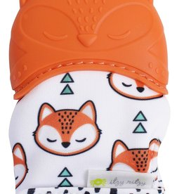 Itzy Ritzy Teething Mitt - Fox