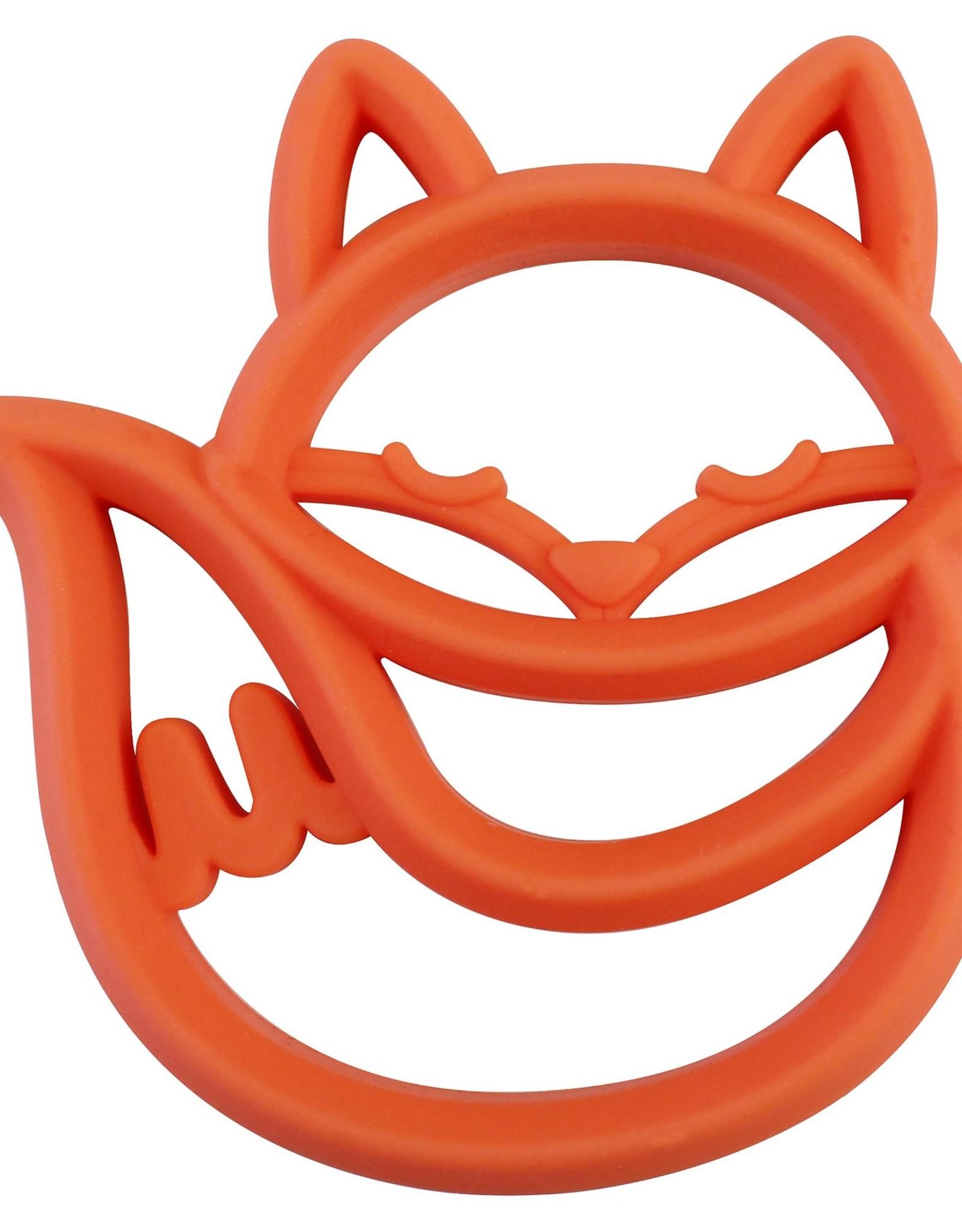 Itzy Ritzy Fox silicone Teether