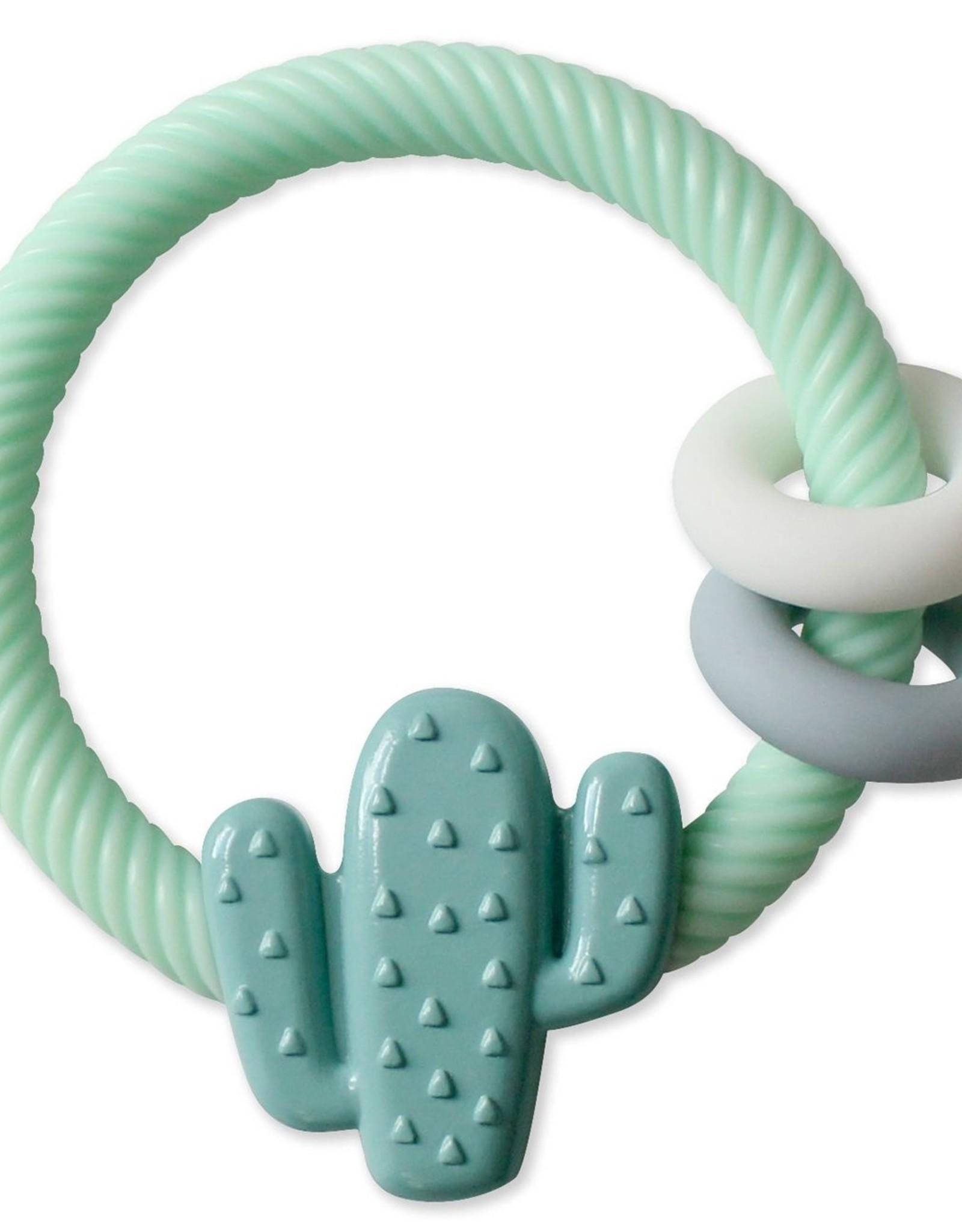 Itzy Ritzy Cactus Ritzy Rattle
