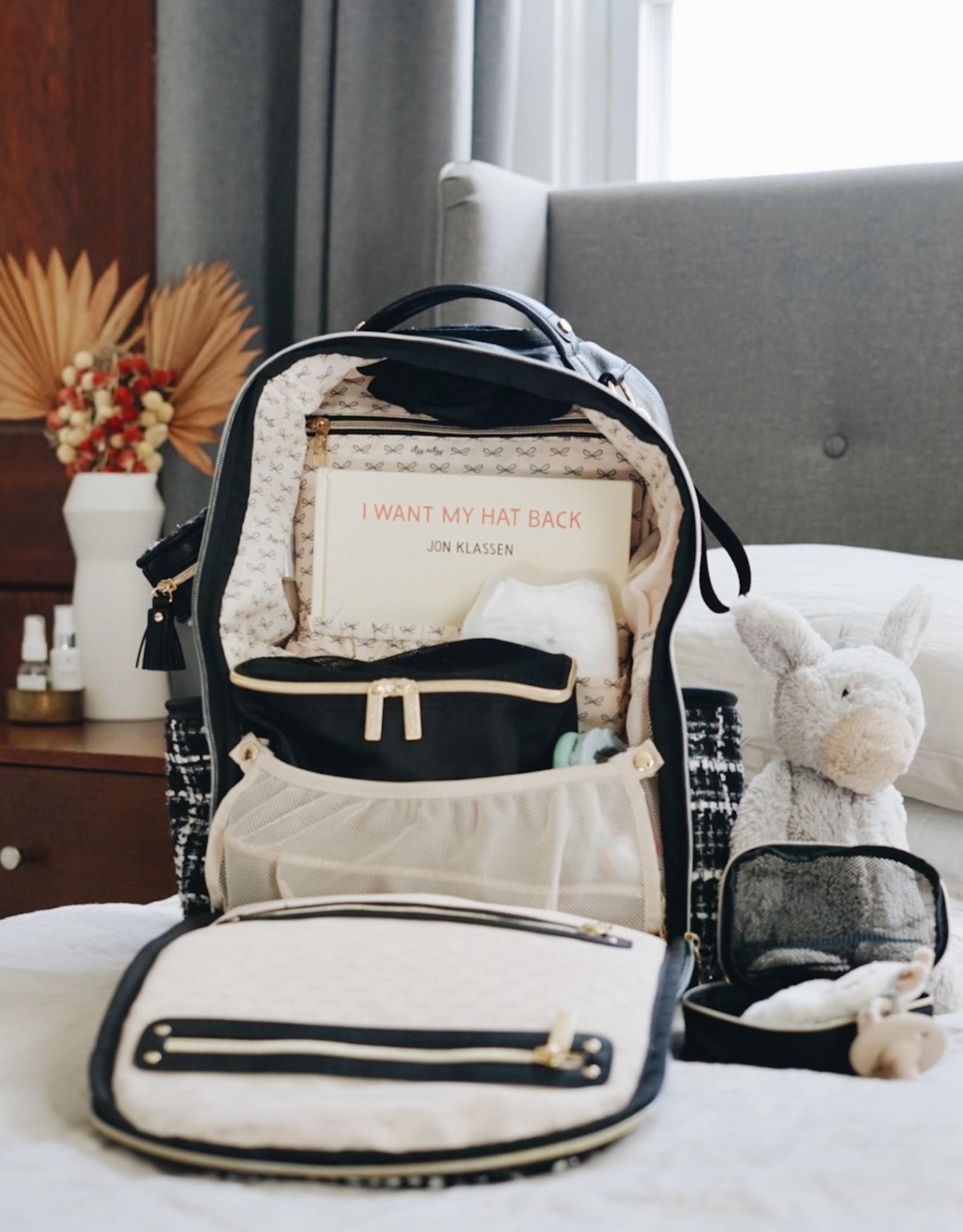 Itzy Ritzy KELLY Boss Plus Backpack Diaper Bag