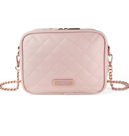 Itzy Ritzy Blush Crossbody Diaper Bag