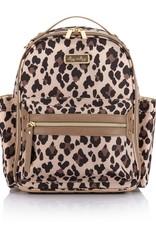 Itzy Ritzy Leopard Mini Backback Diaper Bag