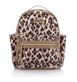Itzy Ritzy Leopard Mini Backback Diaper Bag