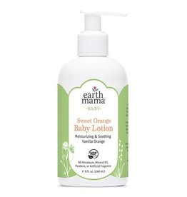 Earth Mama Organics Sweet Orange Baby Lotion (8 fl. oz.)
