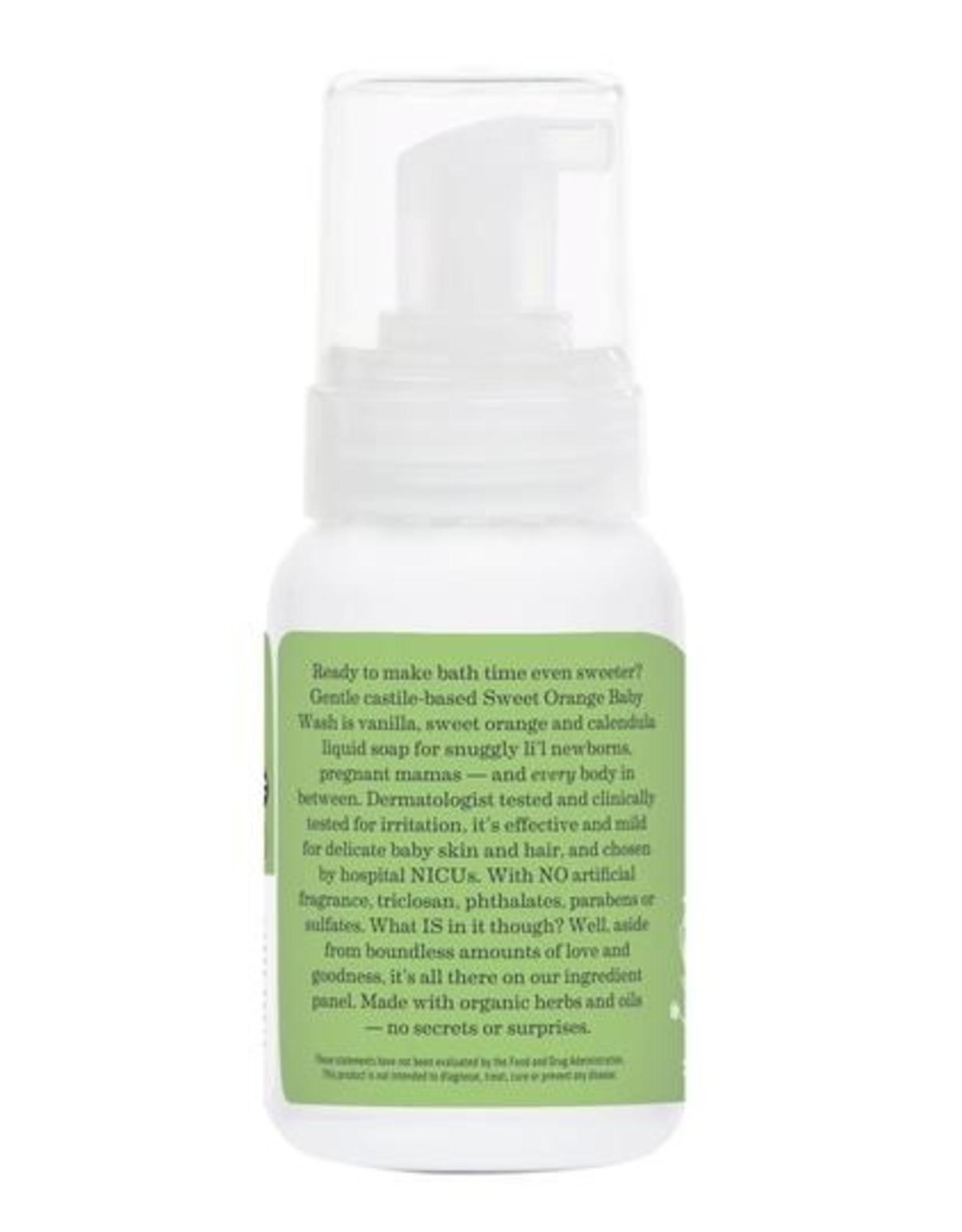 Earth Mama Organics Sweet Orange Baby Wash (5.3 fl. oz)