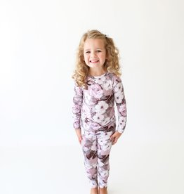 Posh Peanut Nikki lng slv 2 pc PJ's - Toddler