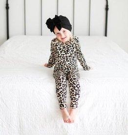 Posh Peanut Lana Leopard Toddler Loungewear