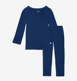 Posh Peanut Sailor Blue Toddler Loungewear