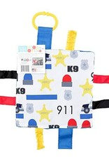 Baby Jack and Company Crinkle Tag Square