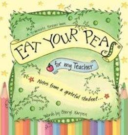 Eat Your Peas for Teachers