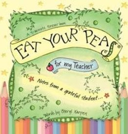 Gently Spoken Eat Your Peas for Teachers