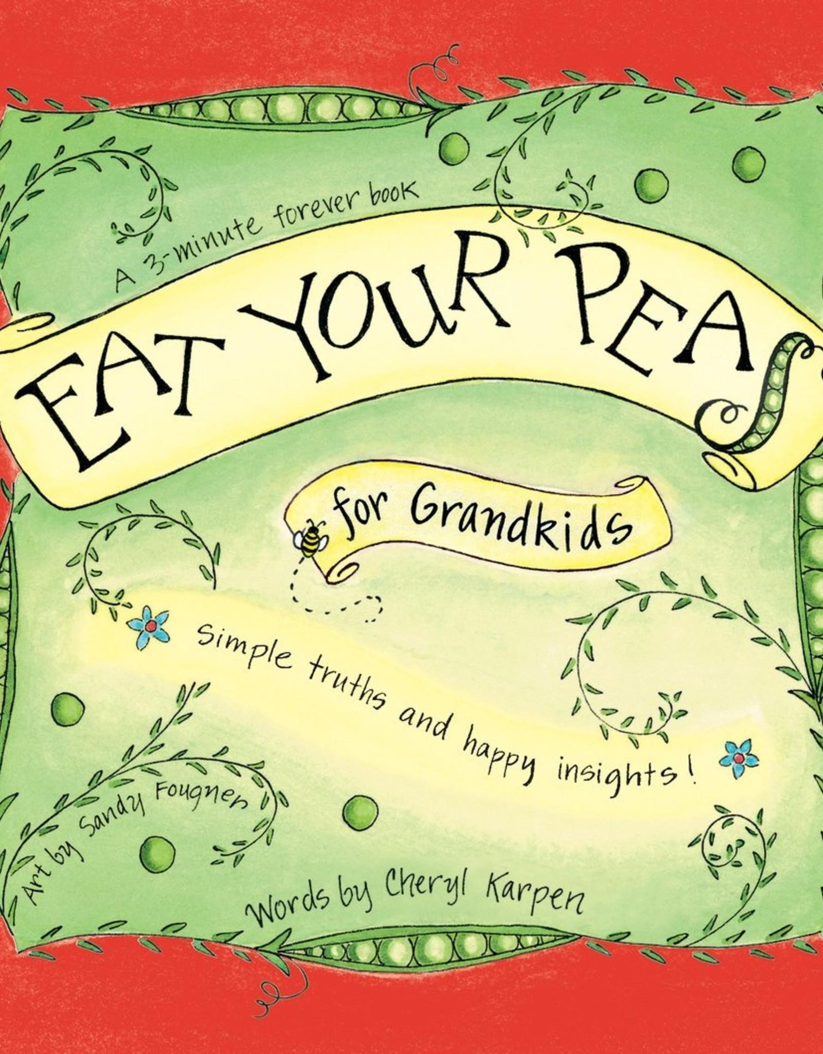 Gently Spoken Eat Your Peas for Grandkids