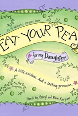 Gently Spoken Eat Your Peas for Daughter