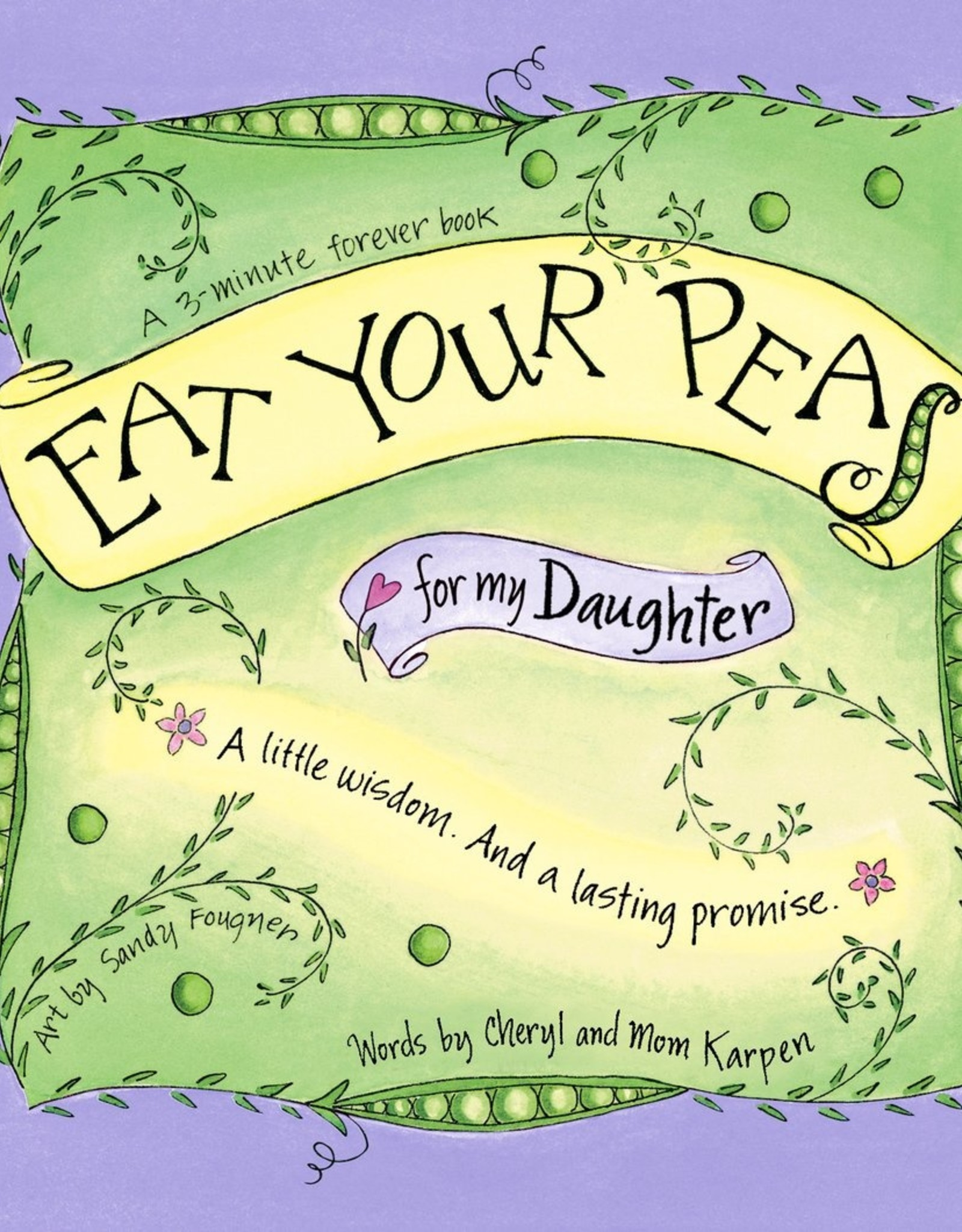 Eat Your Peas for Daughter