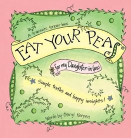 Gently Spoken Eat Your Peas for Daughter-in-law