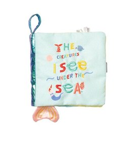 Manhattan Toy Under the Sea Soft Book