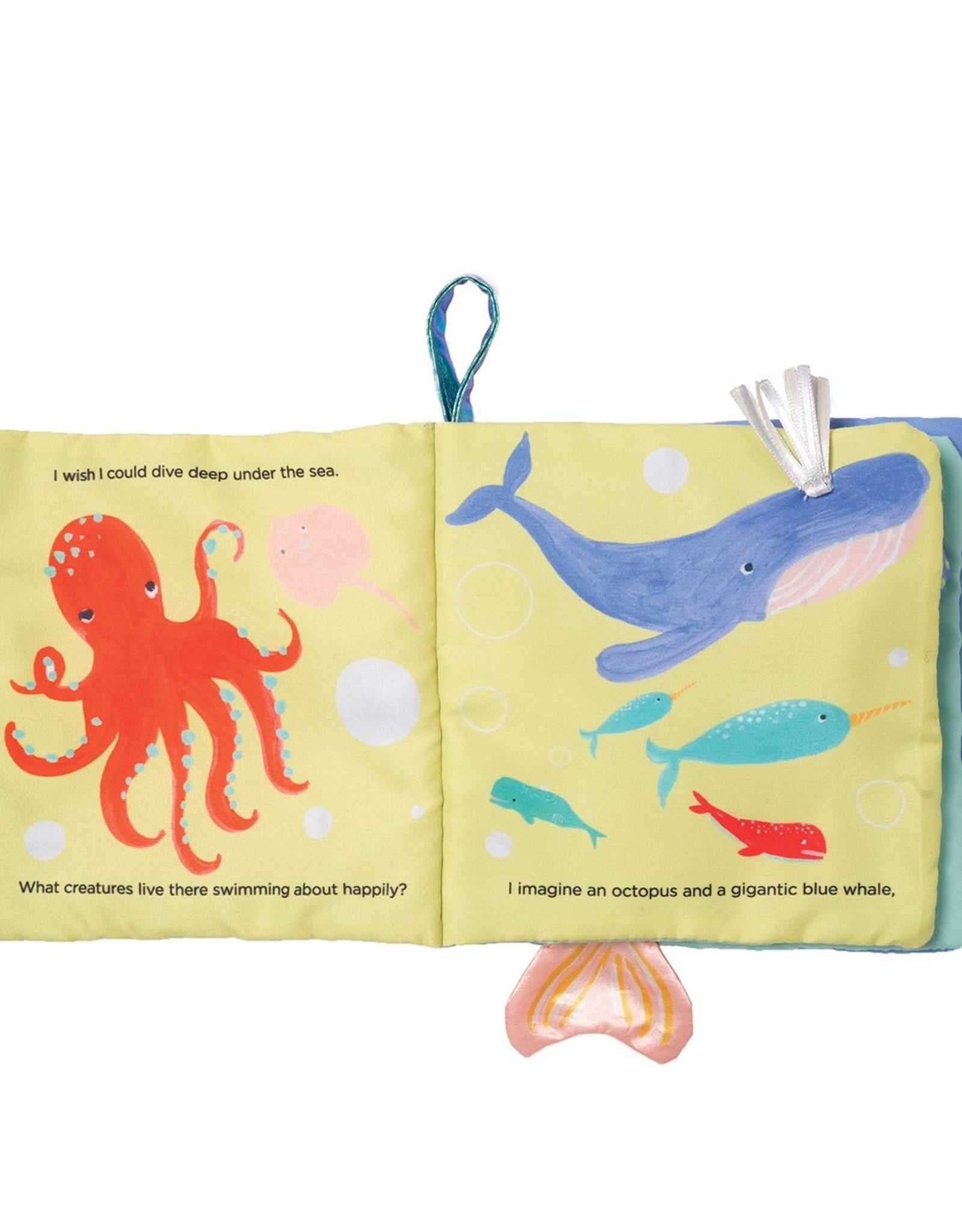 Manhattan Toy Under the Sea Soft Book