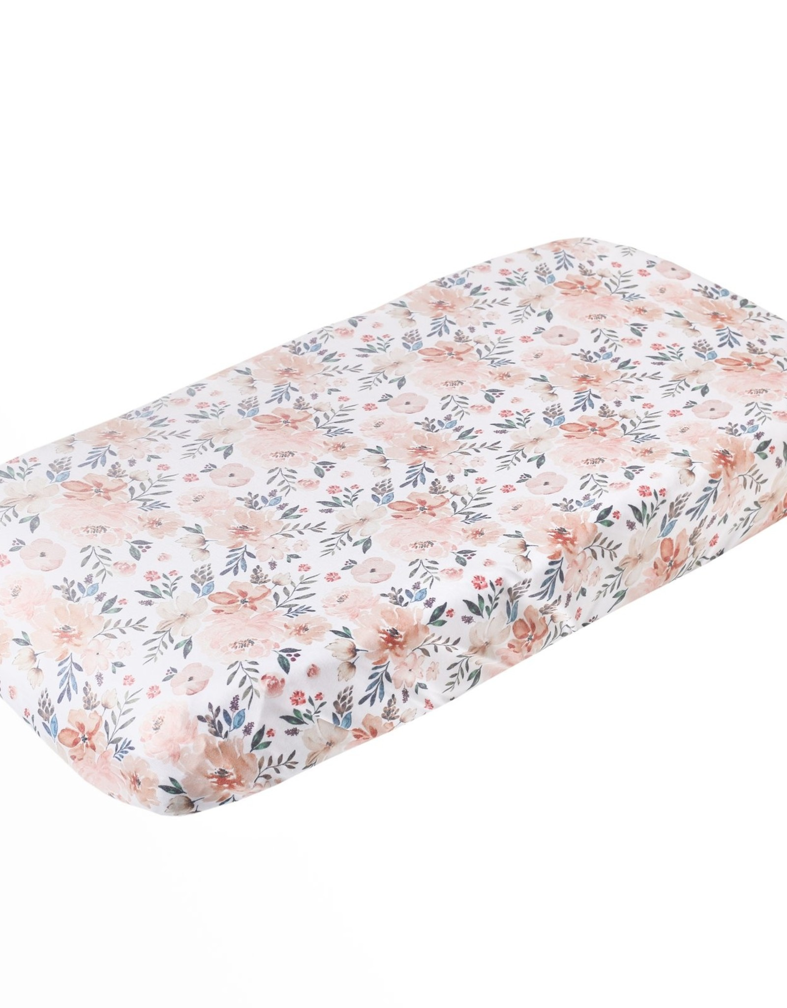 Copper Pearl Autumn Changing Pad Cover Copper Pearl