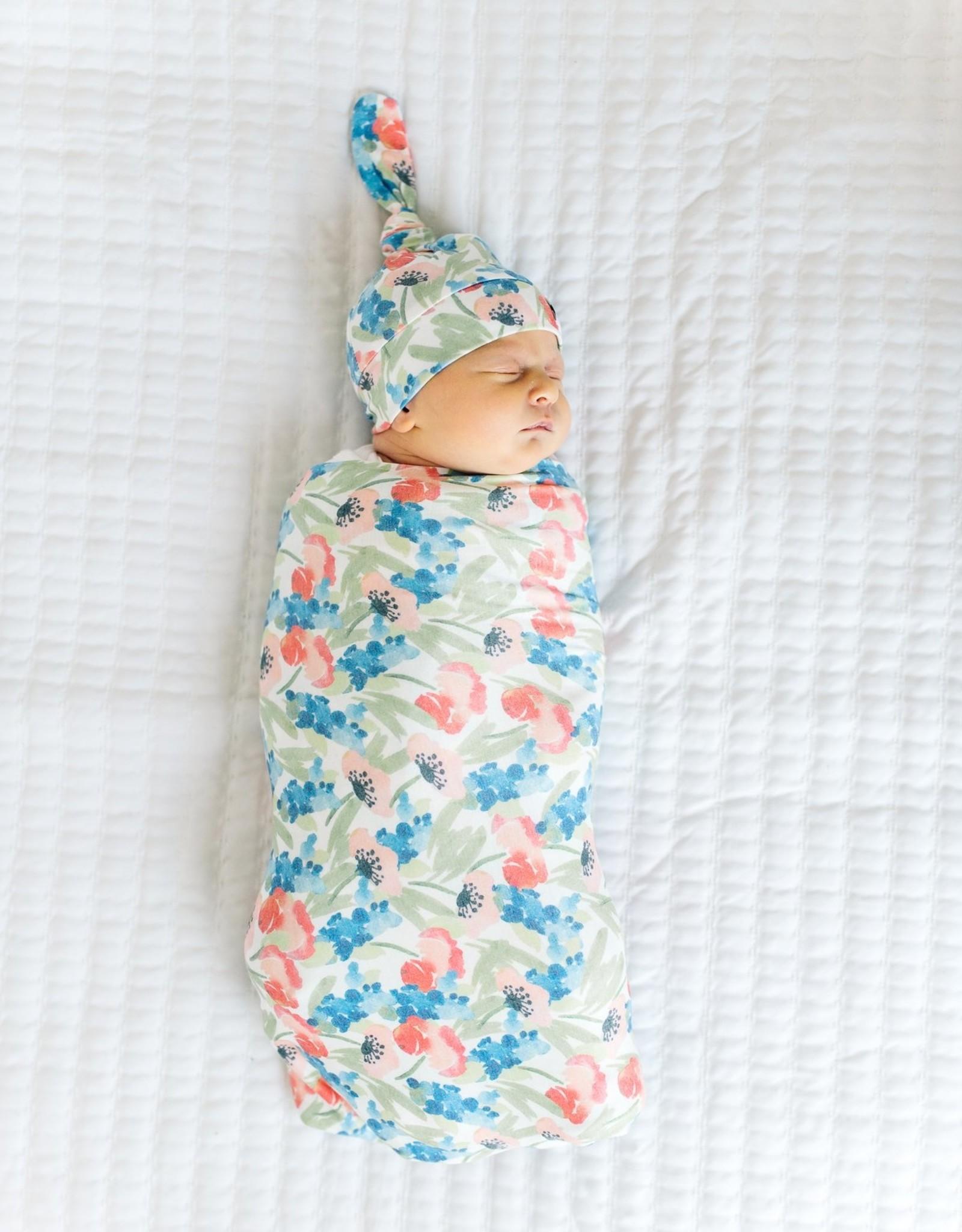 Copper Pearl Wren Swaddle Blanket Copper Pearl