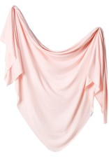 Copper Pearl Blush Swaddle Blanket Copper Pearl