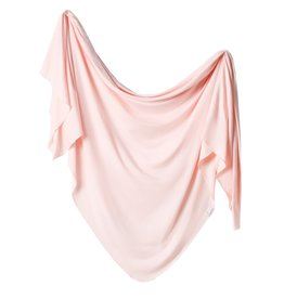 Copper Pearl Blush Swaddle Blanket Copper Pearl