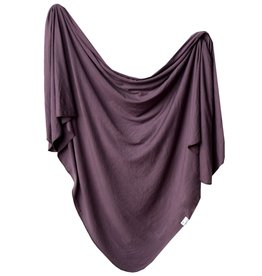 Copper Pearl Plum Swaddle Blanket Copper Pearl