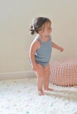 Dusty Blue Romper 18-24 months