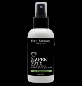 Tiny Human Supply Co. Diaper Duty Diaper Area Wash (aloe & orange blossom) - Tiny Human