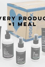 Tiny Human Supply Co. Hot Mess Baby Shampoo & Wash (milk n' honey) - Tiny Human