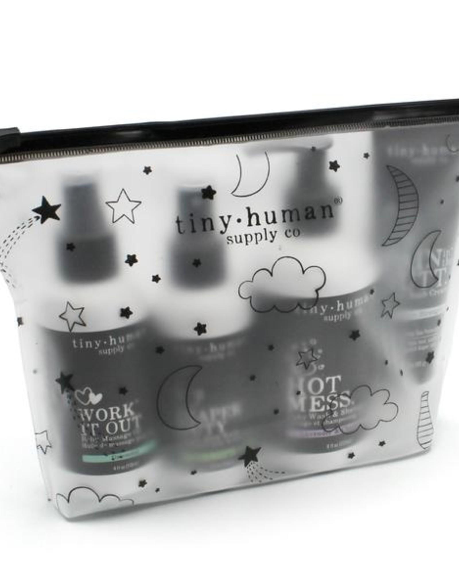 Tiny Human Supply Co. Hello World Gift Set (moon) - Tiny Human