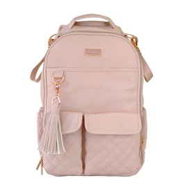 Itzy Ritzy Blush Crush Boss Backpack Diaper Bag