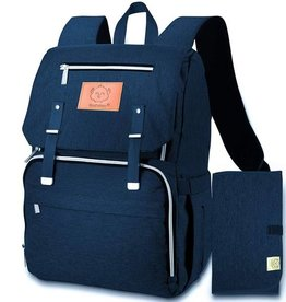 Diaper Bag Explorer Navy Blue