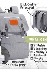 Diaper Bag Explorer Navy Blue