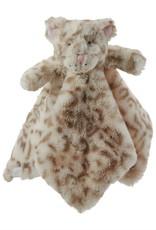Mud Pie Leopard Plush Woobie