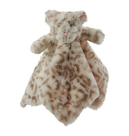 Mud Pie Leopard Plush Woobie