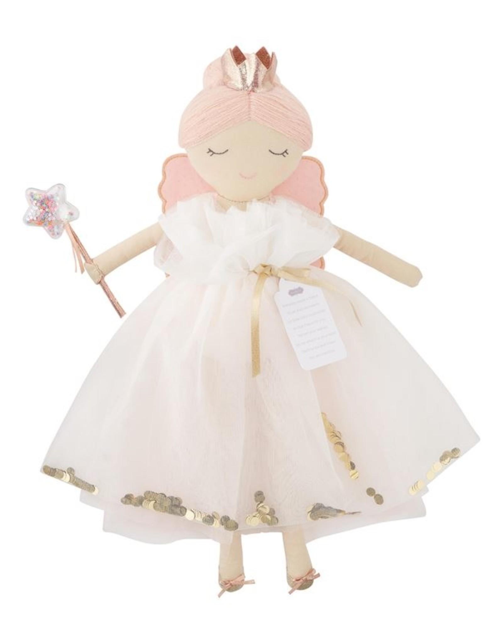 Mud Pie Fairy Godmother Doll