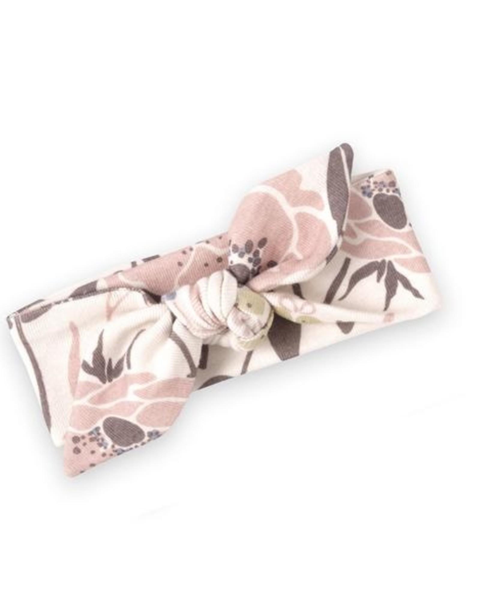 Wild Roses Long Sleeve Romper & Headband