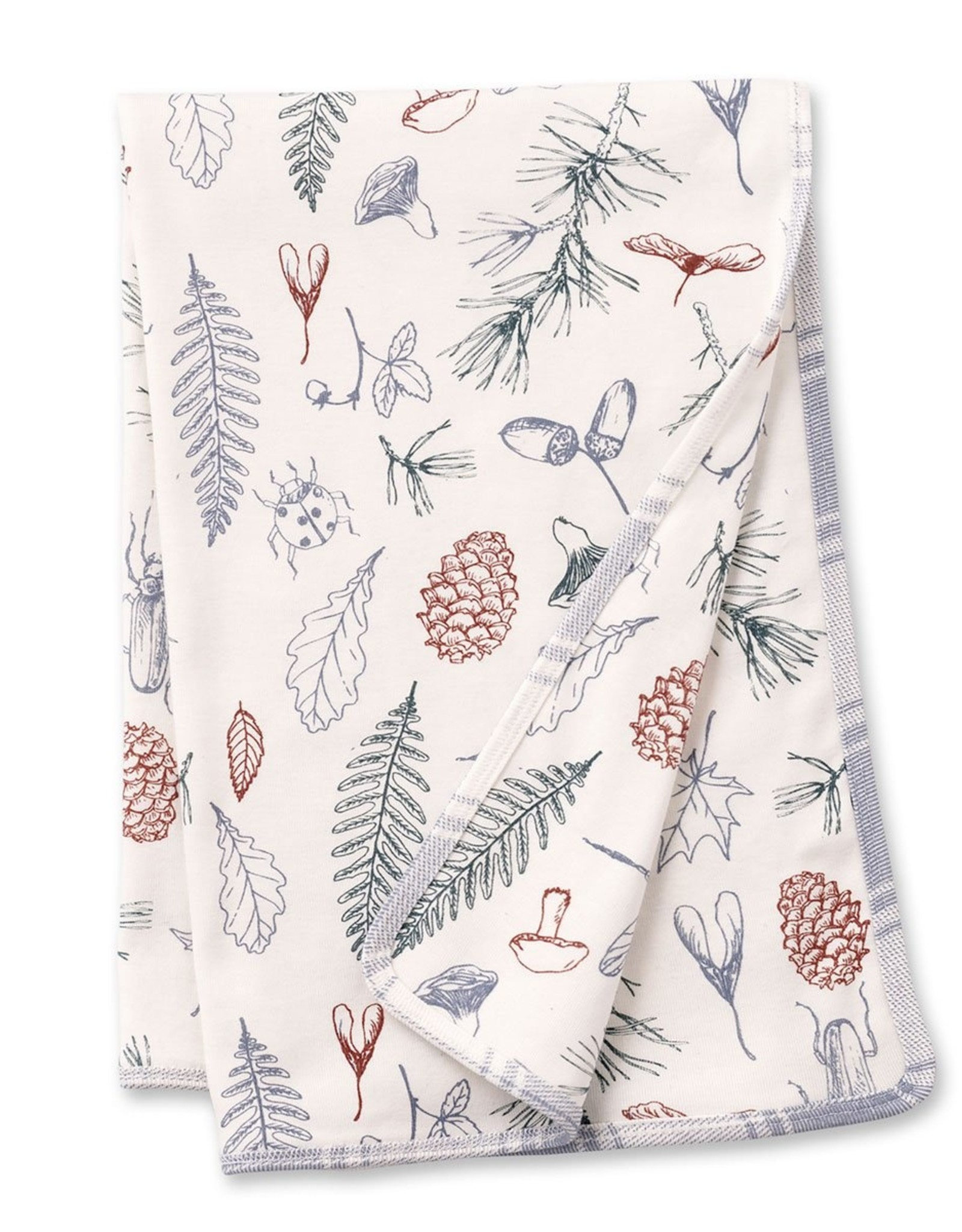 Nature Stroller Blanket