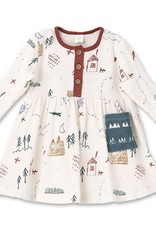 Adventure Toddler Dress